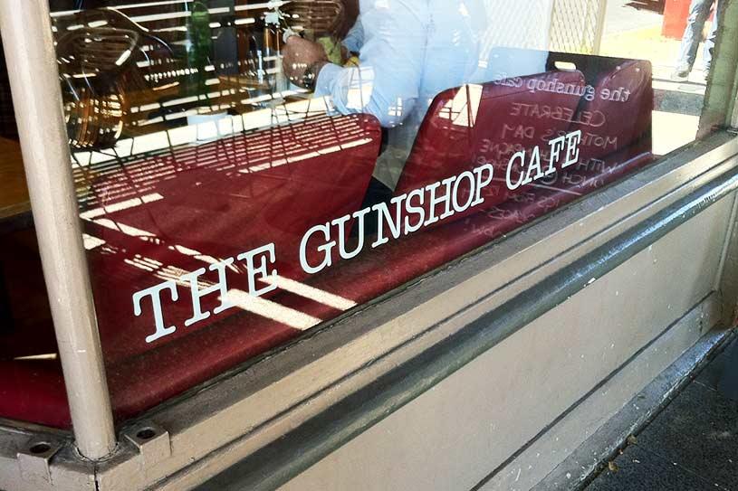 Gunshop Cafe